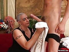milf sucking big dick - extreme porn videos